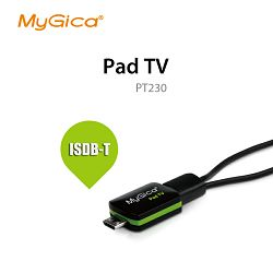 GENIATECH MyGica PT230, TV tuner, microUSB, DVB-T, za Android, Chipset: Siano SMS2230, Input Signal