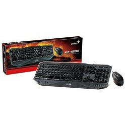Genius KM-G230 Wired Combo Gaming