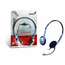 Genius Headset HS02B