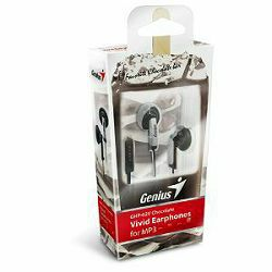 Genius Head Set RS, GHP-02V chocolate