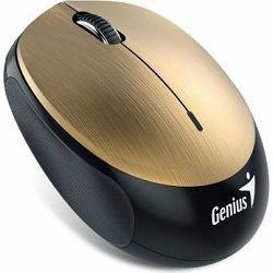Genius NX 9000BT miš, zlatni, Bluetooth