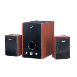 Genius SW-HF2.1 1700 zvučnici 2.1 wood