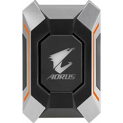 Gigabyte AORUS SLI HB bridge (1 slot spacing)