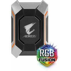Gigabyte AORUS SLI HB bridge RGB (1 slot spacing)