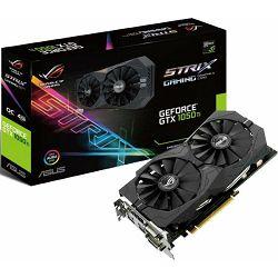 Grafička kartica Asus Strix GTX1050Ti 4GB OC, STRIX-GTX1050TI-O4G-GAMING, 1506/1750MHz