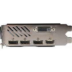 Grafička kartica Gigabyte GTX1060 G1 Gaming, GV-N1060G1 GAMING-6GD, 6 GB DDR5, 192-bit, 1847/8008 MHz