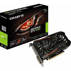 Grafička kartica Gigabyte GTX1050 OC 3G, 3GB GDDR5, 1582/1750MHz, GV-N1050OC-3GD