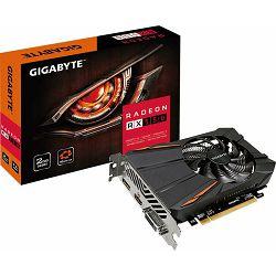 Gigabyte RX550 2GB D5 DDR5