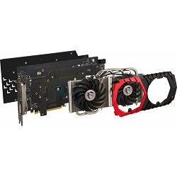 Grafička kartica MSI GTX1060 Gaming X 6G, 6 GB DDR5, 192-bit, 1809/8100 MHz