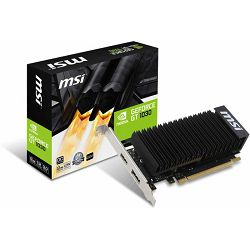 Grafička kartica MSI GT1030 2GH LP OC, 2GB GDDR5, DP, HDMI, Low Profile,  V809-2498R