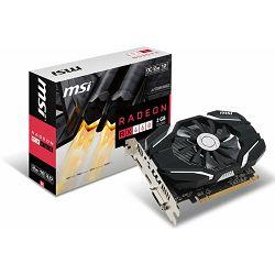 Grafička kartica MSI RX460 2G OC, 2GB GDDR5, 1210/1750MHz