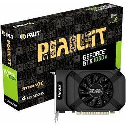 Palit GTX1050TI 4GB StormX, NE5105T018G1-1070F