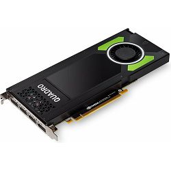NVIDIA Quadro P4000, 8GB GDDR5 256bit, 1792 CUDA, PNY, VCQP4000-PB
