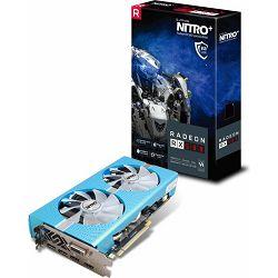 Grafička kartica SAPPHIRE RX580 8G D5 Nitro+ Special Edition, 8GB GDDR5, 256-bit, 1430/2100MHz, 11265-21-20G