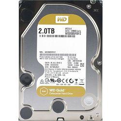 HDD 2TB WD Gold, 3.5