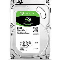 HDD 3TB Seagate BarraCuda, 3.5
