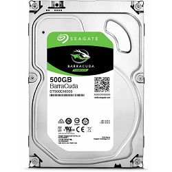 HDD 500GB Seagate BarraCuda Compute, 3.5