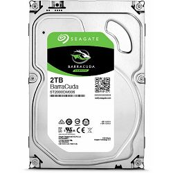 HDD 2TB Seagate BarraCuda, 3.5