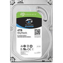 """Seagate 4TB 3.5"""" 5900rpm, 256Mb, SkyHawk, ST4000VX007"""