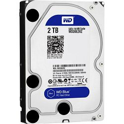 HDD 2TB WD Blue, 3.5