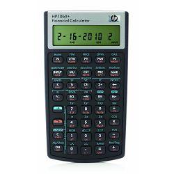 HP 10BII+ NW239AA kalkulator poslovni,financijski, Procesor : Hitachi H8,  85 g, mogućnosti : preko