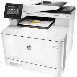HP color LaserJet Pro MFP M477fdn, color laser, CF378A