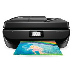 HP DeskJet Ink Advantage 5275 All-in-One Printer, M2U76C, print/scan/copy, fax,wireless,A4, M2U76C,USB 2.0,35 page ADF,tinte:HP 652