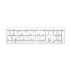 HP keyboard Pavilion Wireless 600, white, 4CF02AA