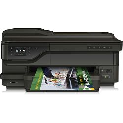 HP Officejet 7612, G1X85A, Wifi, Wide Format e-All-in-One, Ispis, kopiranje, skeniranje, fax,  Brzina crn