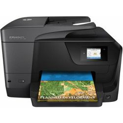 HP OfficeJet Pro 8710 e-All-in-One, ink, D9L18A, A4, Printer/Scanner/Copier/Fax