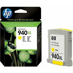 Tinta HP C4909AE no. 940XL Yellow