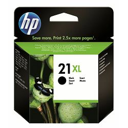 Tinta HP C9351CE no. 21XL Black