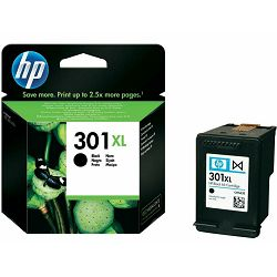 Tinta HP CH563EE no. 301XL Black