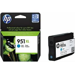 Tinta HP CN046AE no. 951XL Cyan