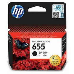 Tinta HP CZ109EA no. 655 Black