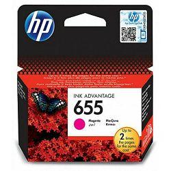 Tinta HP CZ111EA no. 655 Magenta