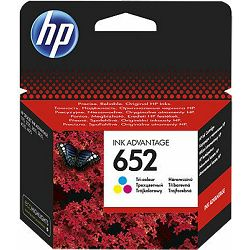 Tinta HP F6V24AE no. 652 Color