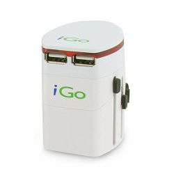 iGo world travel adapter