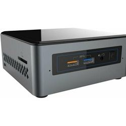 Intel NUC kit BOXNUC6CAYSAJ - Arches Canyon, Celeron J3455 4x 1.50GHz, 2GB DDR3L, Intel HD, Win 10 Home