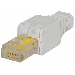 INTELLINET Cat5/6 Tooless RJ 45 Modular Plug 790482