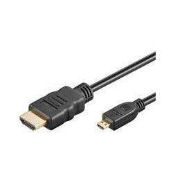 Kabel HDMI/micro HDMI  1,5m