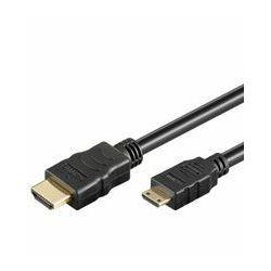 Kabel HDMI/mini HDMI 19M/19M 1m
