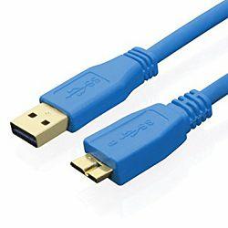 Kabel USB 3.0  AM/BMmicro 1,5m