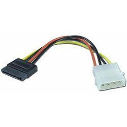 Kabel za HDD, SATA, za napajanje 20 cm