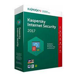 Kaspersky Internet Security 2017 2D, 2 licence