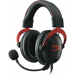 Kingston HyperX Cloud II Red, KHX-HSCP-RD