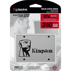 SSD 240GB Kingston UV400, SATA3, SUV400S37/240G