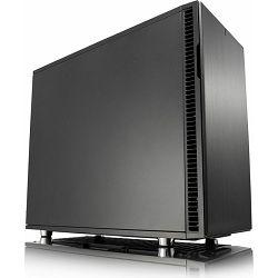 Kućište Fractal Design Define R6 Gunmetal, sivo bez napajanja, Tip C, USB-C, FD-CA-DEF-R6C-GY