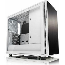 Kućište Fractal Design Define R6 White TG, TIP C, bijelo sa staklom, USB-C, FD-CA-DEF-R6C-WT-TGC