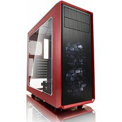 Fractal Design Focus G Red Window, FD-CA-FOCUS-RD-W